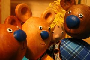 Zlatolaska in trije medvedi